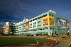 Alberta Children's Hospital Stock Image