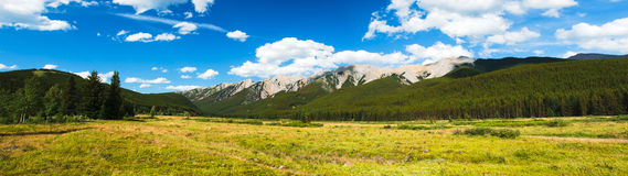 Alberta Foothills. Scenic views of the Alberta Foothills and praries royalty free stock photo