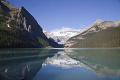 alberta jezioro Canada Louise Fotografia Stock