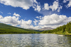 Alberta Lake Stock Photography