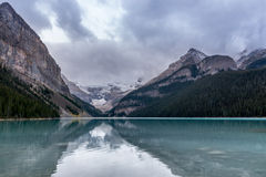 alberta Lake Louise Royaltyfria Bilder