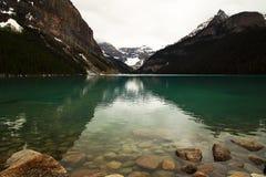 alberta Lake Louise Arkivbilder