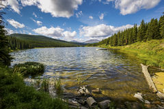 Alberta Lake Royalty Free Stock Image