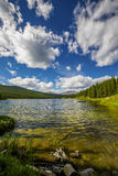 Alberta Lake Stock Images