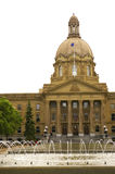 Alberta Legislature Royalty Free Stock Photography