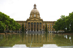 Alberta Legislature Royalty Free Stock Photos
