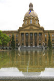 Alberta Legislature Stock Image
