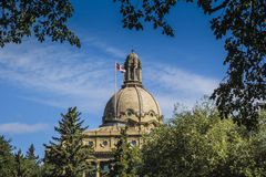 Alberta Legislature Building Stock Images