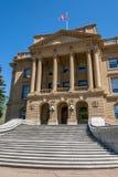 Alberta Legislature Building in Edmonton Royalty Free Stock Photos