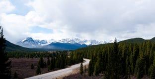 Alberta Panoramic Foto de Stock
