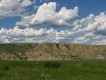 Alberta Prairies lizenzfreie stockfotos