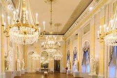 Albertina museum i Wien Royaltyfria Bilder
