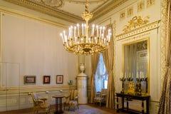 Albertina museum i Wien Royaltyfria Foton