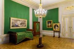 Albertina museum i Wien Arkivfoto