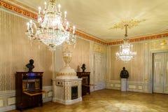 Albertina museum i Wien Fotografering för Bildbyråer
