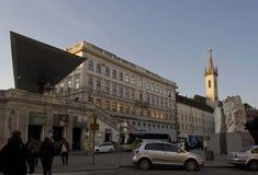 Albertina museum in Vienna Stock Photos