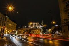 Albertina - un museo di arte a Vienna Immagine Stock