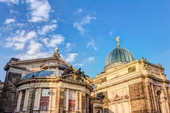 Albertinum in Dresden Lizenzfreies Stockbild