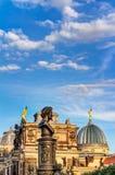 Albertinum in Dresden Royalty Free Stock Image