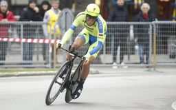 Alberto Contador Team Tinkoff - Saxo Stock Photos