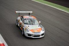 Alberto De Amicis, Porsche Carrera Cup 2015 at Monza Royalty Free Stock Photography