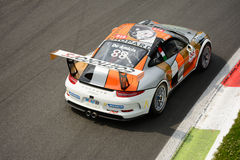 Alberto De Amicis, Porsche Carrera Cup 2015 at Monza Royalty Free Stock Photo