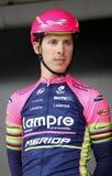 Alberto Rui Costa Team Lampre - Merida Royalty Free Stock Photos