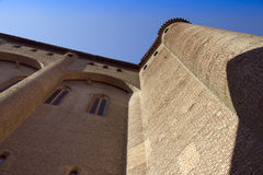Albi cathedral Royalty Free Stock Photos
