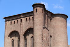 Albi Cathedral Royalty Free Stock Image