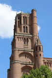 Albi Cathedral Stock Image