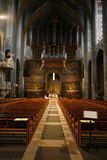 Albi cathedral interior Stock Image