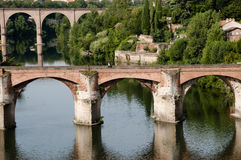 Albi - France Royalty Free Stock Image