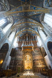 Albi (France), cathedral  interior Stock Photo