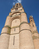 Albi (France), cathedral Royalty Free Stock Photography