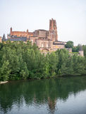Albi (France), cathedral Royalty Free Stock Image
