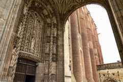 Albi (France) Royalty Free Stock Photo