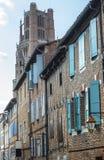 Albi (Francia) Imagen de archivo libre de regalías