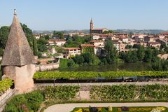 Albi, Francia Foto de archivo libre de regalías