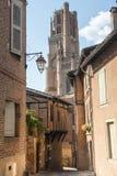 Albi (Frankreich) Lizenzfreie Stockbilder