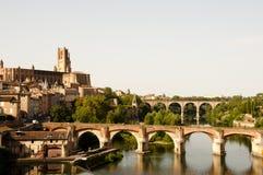 Albi - Frankrike royaltyfri bild