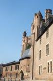 Albi, Palais de la Berbie and Cathedral Stock Photo