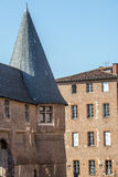 Albi, Palais de la Berbie Royalty Free Stock Photography