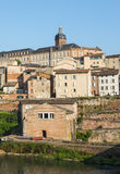 Albi, panoramic view Royalty Free Stock Image