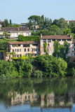 Albi, panoramic view Stock Photo