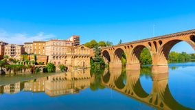 Albi in Southwestern France royalty free stock images