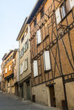 Albi, typical old street Royalty Free Stock Photography