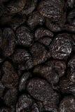 Albicocche secche Blackened Fotografia Stock Libera da Diritti