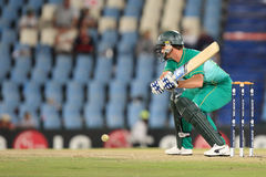 Albie Morkel South African Batsman Royalty Free Stock Photo