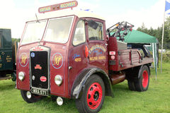 Vintage 1954 Albion Claymore recovery truck. Royalty Free Stock Photography