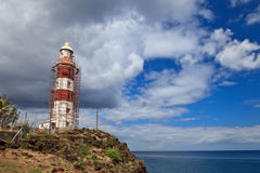 Albion lighthouse in Mauritius. Island Stock Photography